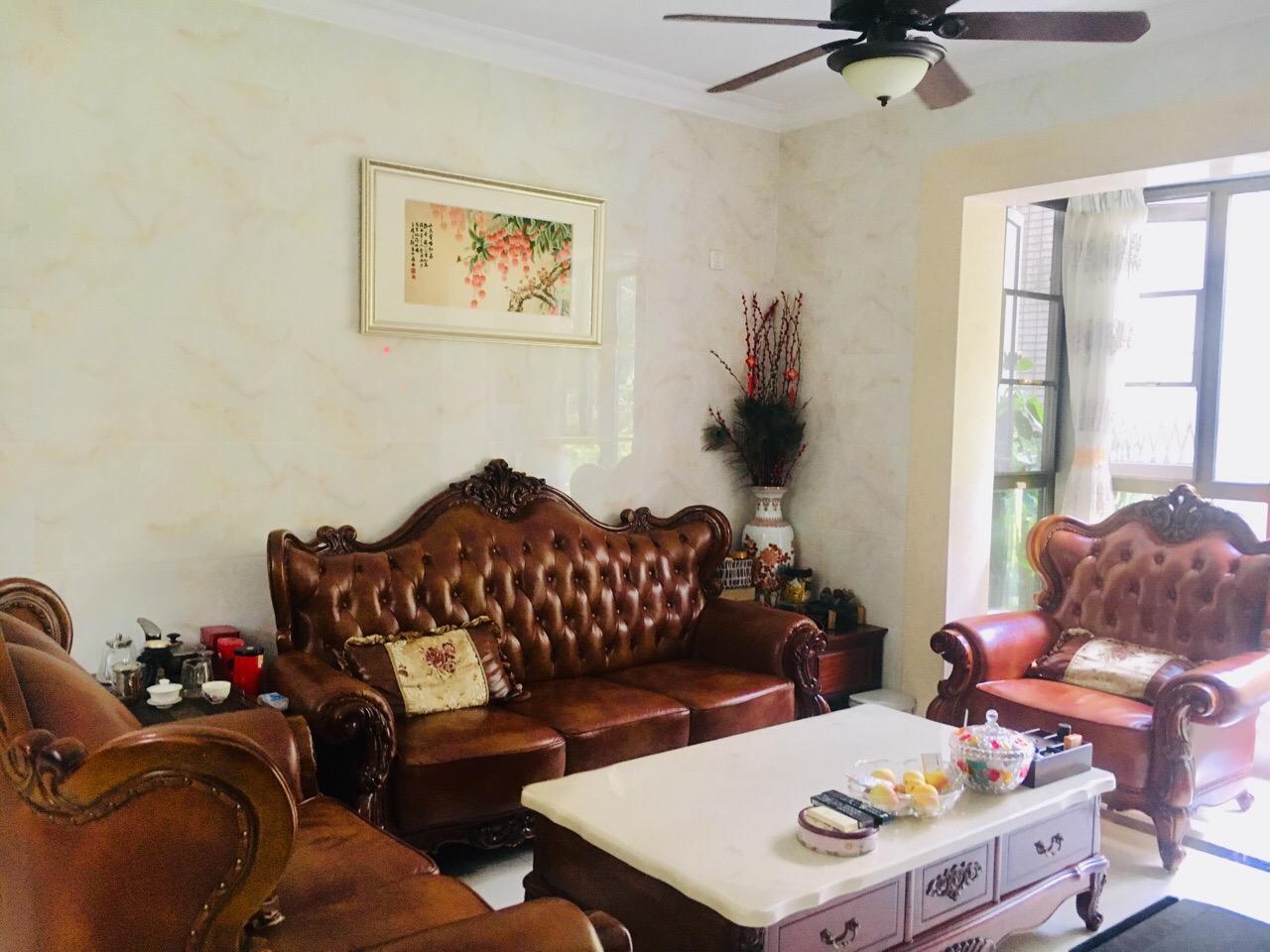 富力千禧花园3室2厅2卫南北朝向仅750万元
